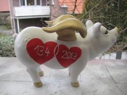 Sparschwein zur Hochzeit_2