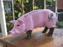 Sparschwein zum 10. Hochzeitstag_1