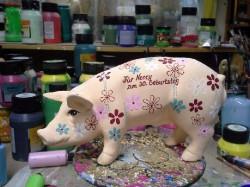 Sparschwein zum 30. Geburtstag_1