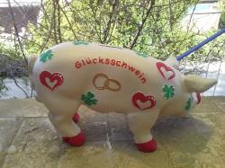 Glücksschwein zur Hochzeit_2