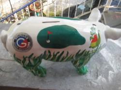 Sparschwein für Golf-Club_1