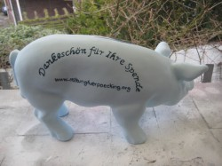 Sparschwein für Stiftung für Pöcking_2