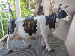 Mittlere Kuh als Hochzeits-Spardose_1