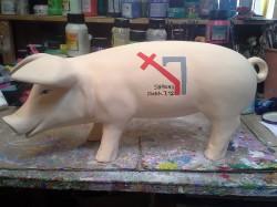 Sparschwein für die Stiftung Matthäus 7.12_1