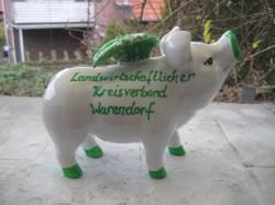 Sparschwein für Landwirtschaftlicher Kreisverband_1