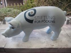 Sparschwein für Stiftung für Pöcking_1