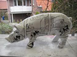 Sparschwein mit Comic_1